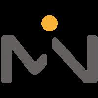 Logo MIN gris